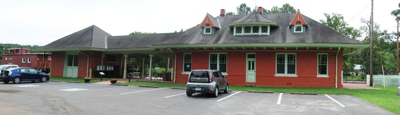Pan of Depot