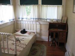 Boyhood bedroom