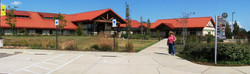 New Visitor Center
