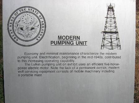 Picture of Plaque on Work Site