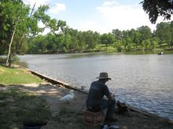 Dick Fishing