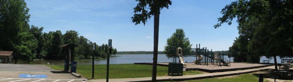 Playground-picnic area