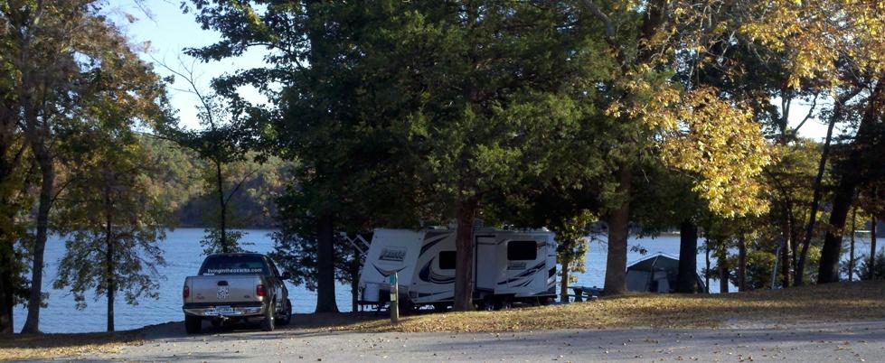 Horseshoe Bend Campsite
