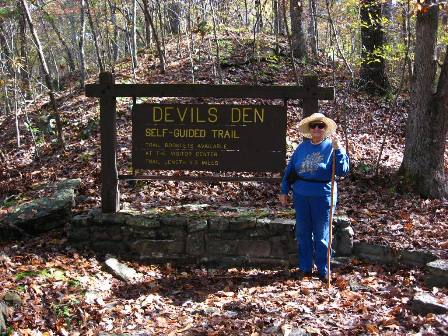 Devil's Den Trail Trip