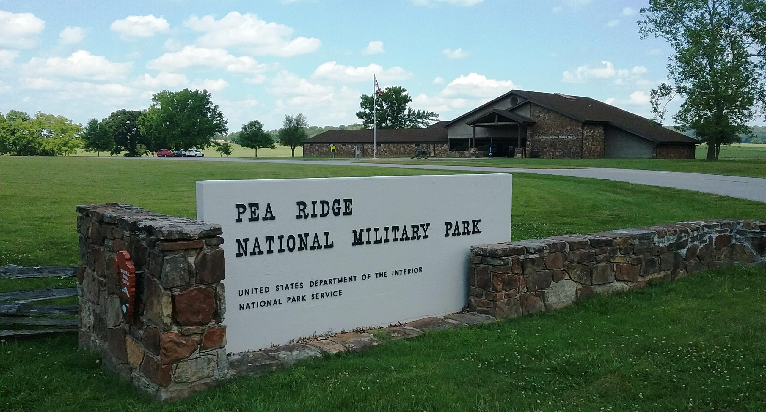 Pea Ridge National Park