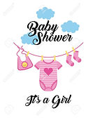 85212857-baby-shower-its-a-girl-clothes-