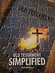 Old Testament Simplified Workbook Photo.