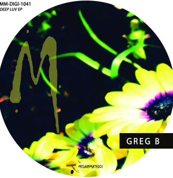 Greg B - Deep Luv EP