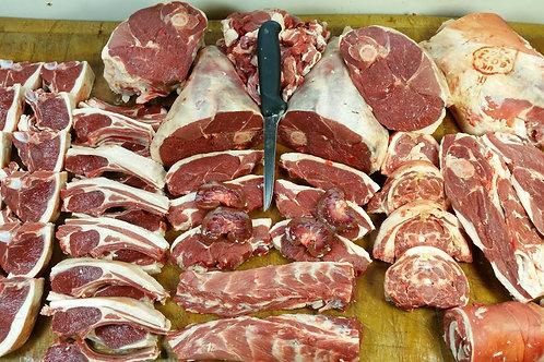 Whole Karoo Lamb 20kg
