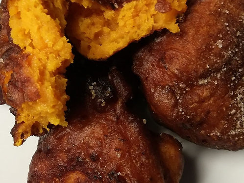 Pumpkin Fritters (pack of 6)