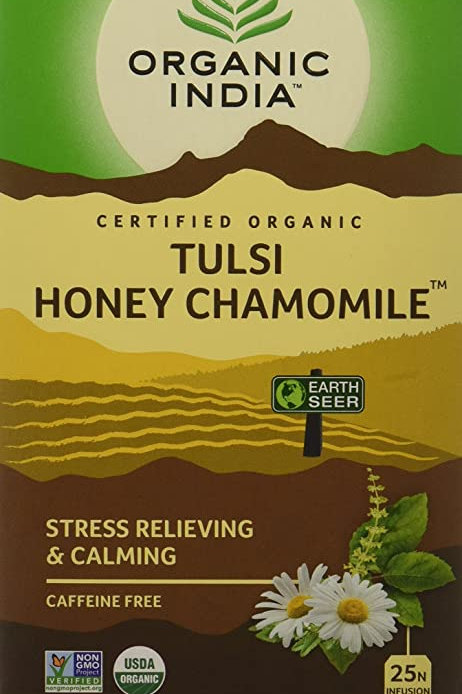 Tulsi Tea Honey & Chamomile 25s