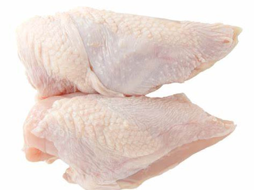 Chicken Pieces : 2 x breasts (800g)
