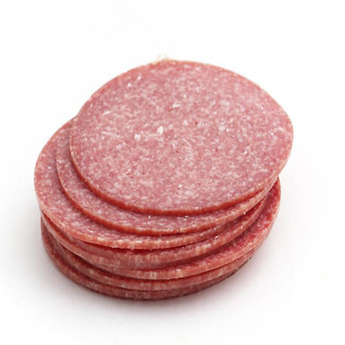 Sliced Beef Salami 250g