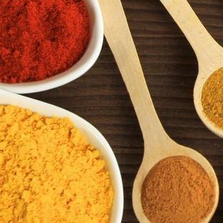 Herbs, Spices & Salt