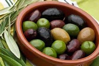 Olives Plain 740ml