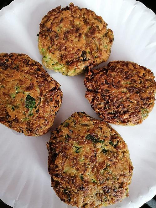 Zuchinni Fritters (pack of 4)