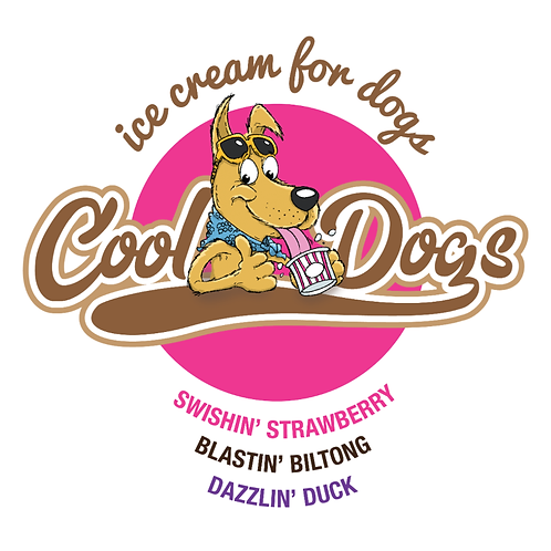 Doggy Ice Cream: Swishing Strawberry