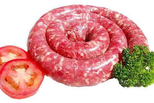 MSG/Gluten free beef wors 500g
