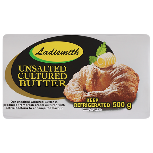 Cultured Butter tub  500g