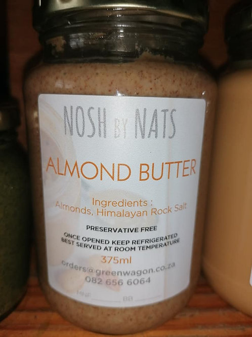 Roasted Almond Butter 400g