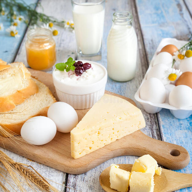 Dairy, Eggs & Honey