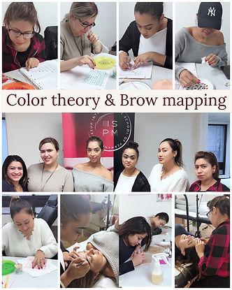 Intl  School Of Permanent Makeup   Microblading by ISPMU