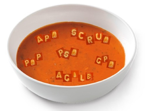 Certification Soup for Project Management