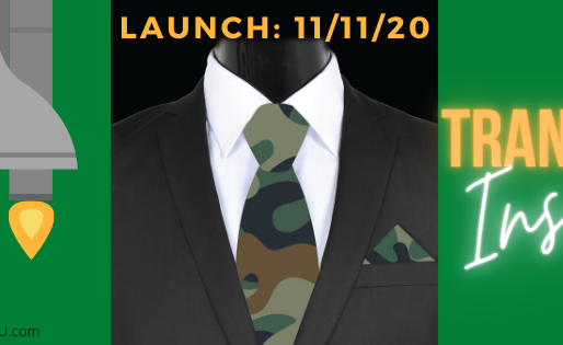 Press Release -- Calling all Veterans in Transition...