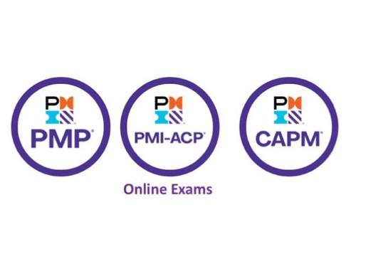 PMI Online Exam – Pros & Cons