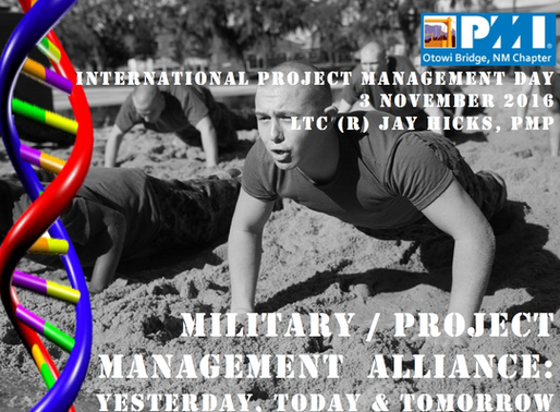 Military / Project Management Alliance