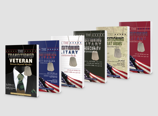 The Transitioning Military Book Series