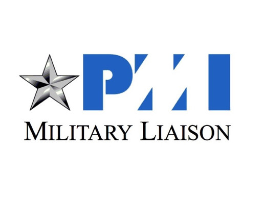 Implementation of the PMI Military Liaison