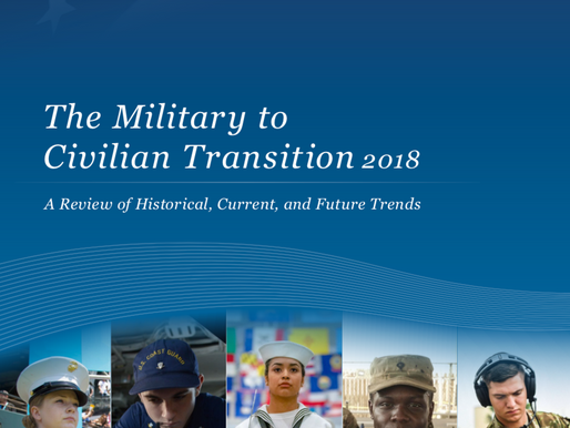 Dept of VA: Military to Civilian Transition 2018