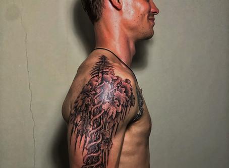 Tattoo Story - The Banyan