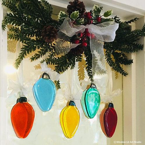 Holiday Lights- Set of 5