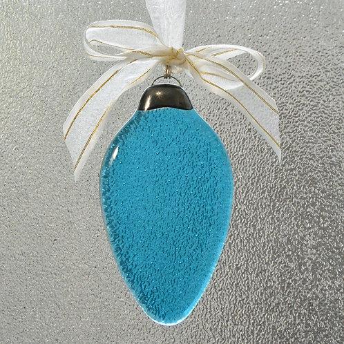 Turquoise Holiday Light