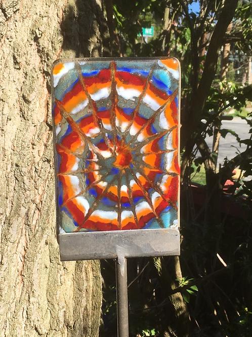 Tie Dye-Fireworks Swirl