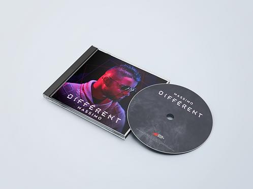 Album Massimo - Différent