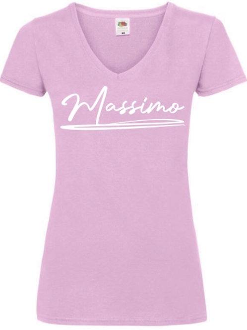 T-shirt Femme - Rose
