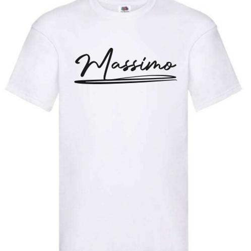 T-shirt Homme - Blanc