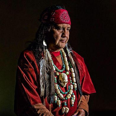 Xavier Yxayotl meditation reflection maya aztec native american flutemaker