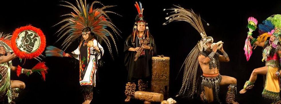 Xavier Yxayotl Indigenous America Performing Mayan Aztec Mesoamerican Native American music