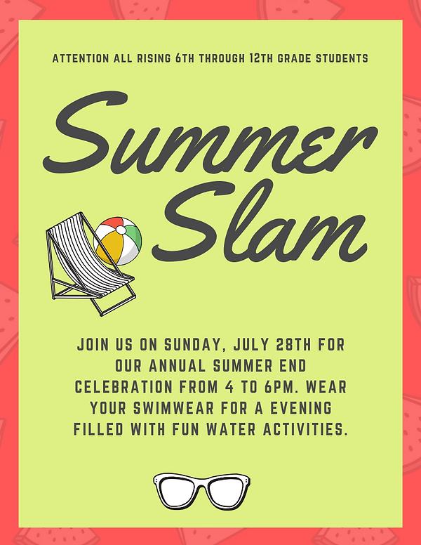 Flyer of Summer Slam Invite 2019.png