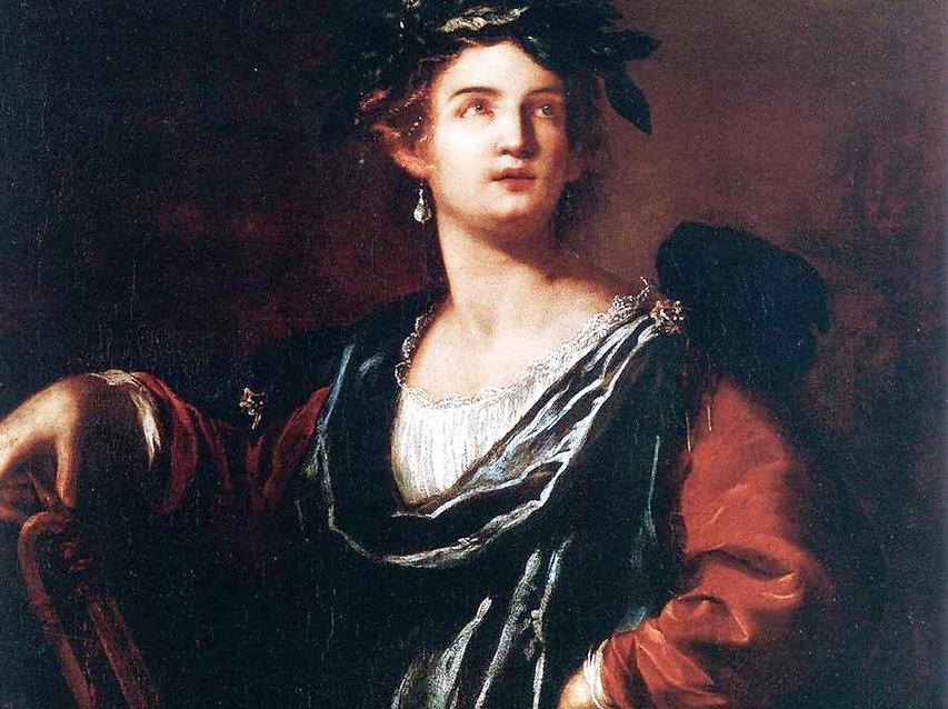 Artemisia_gentileschi-clio_the_muse_of_h