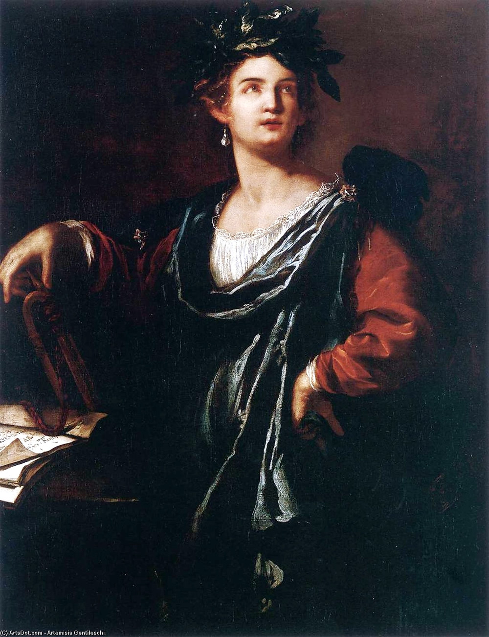 Clio: musa da História, 1632 - Clio: musa da História, 1632