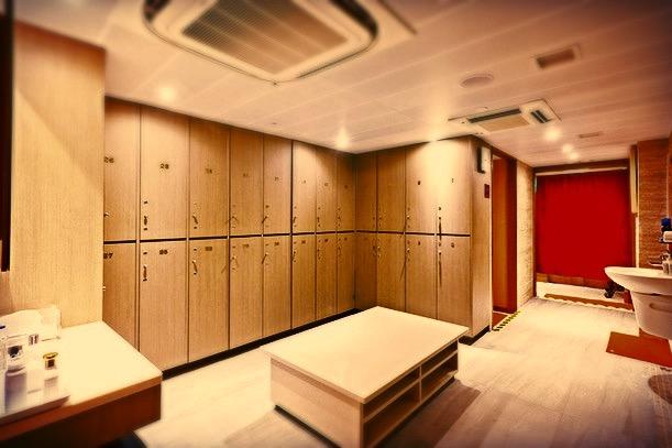 Lockers Room