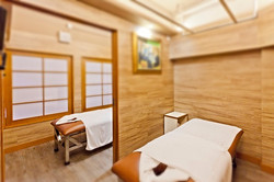 Twins Massage Room