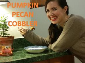 Gingham and Steel Bakes! Episode 6: Pumpkin Pecan Cobbler