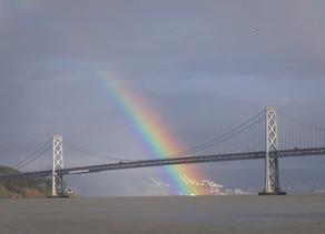 Iridescent Rainbows