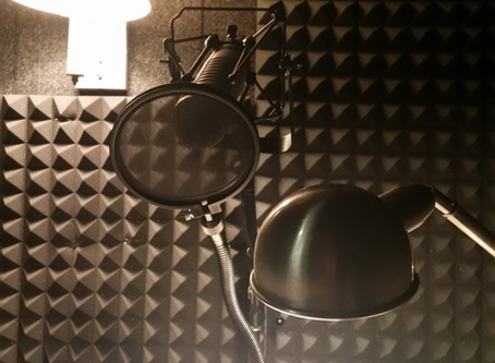 The FAQ of Being an Audiobook Narrator